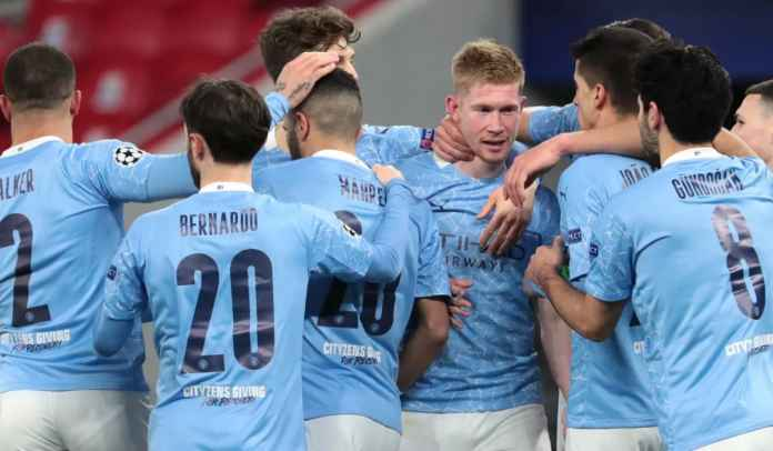 Bantai Gladbach Agregat 4-0, Manchester City Kini Dekati Rekor Manchester United
