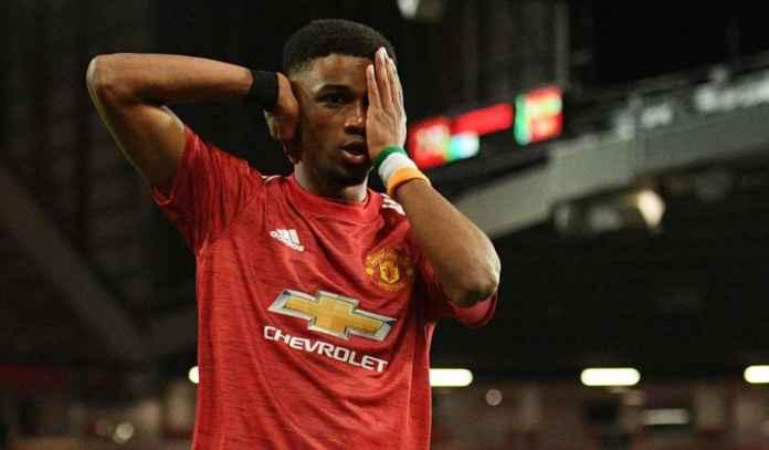 Wonderkid Man Utd Amad Diallo Dapat Panggilan Debut di Timnas Pantai Gading