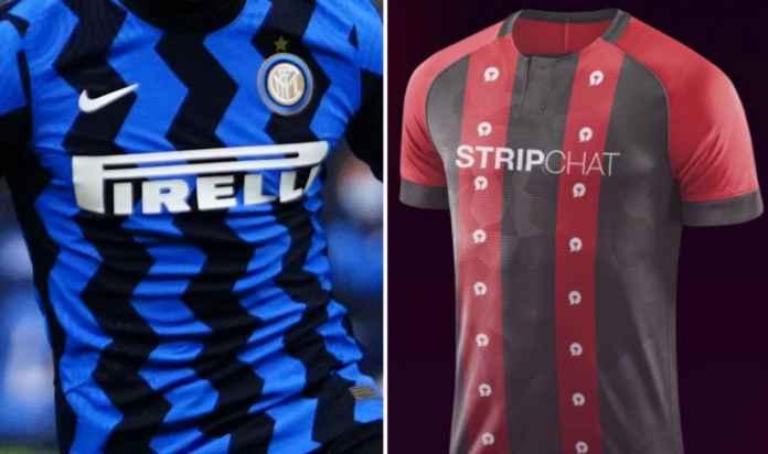 Waduh, Website Porno Bakal Jadi Sponsor Baru Inter Milan Gantikan Pirelli