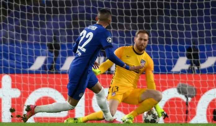 Serangan Balik Sempurna! Lihat Gol Ziyech Akhiri Perlawanan Atleti Sejak Menit Ke-34