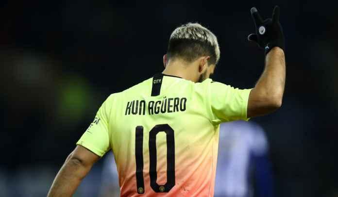 RESMI : Sergio Aguero Umumkan Tinggalkan Manchester City Akhir Musim Ini
