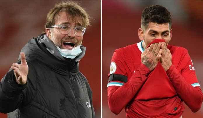Jurgen Klopp Ungkap Alasan Roberto Firmino Absen Bela Liverpool Tadi Malam