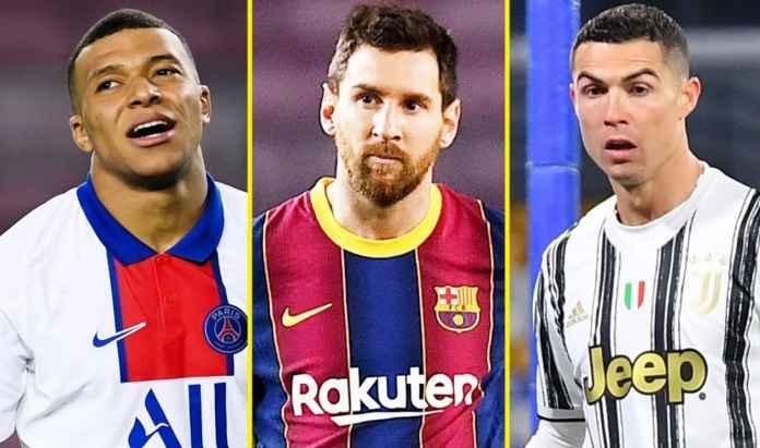 Yang terbaik di dunia saat ini, Mbappe bisa mengalahkan Messi & Ronaldo, ucap bos PSG itu