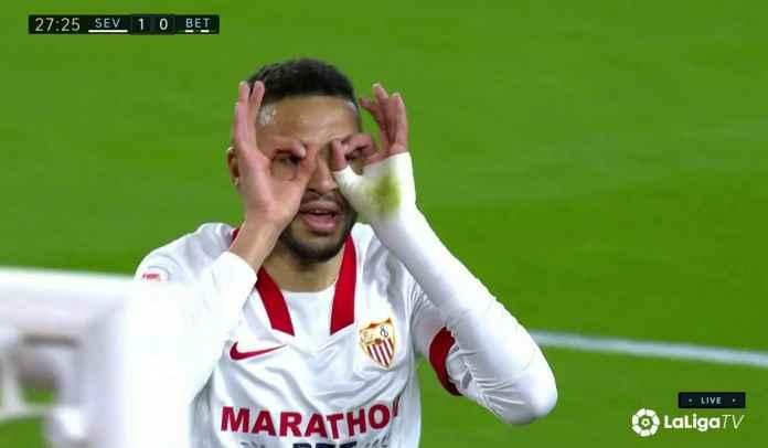 Hasil Liga Spanyol : Sevilla Menang, Bisa Jadi Tim Kuda Hitam Perburuan Gelar Liga