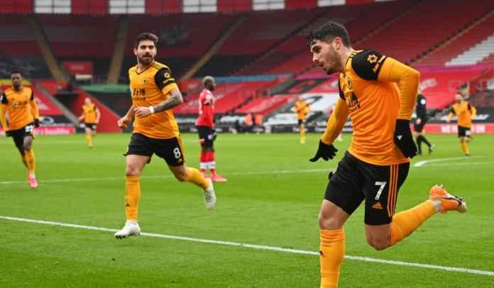 Cari Alternatif Sancho, Man Utd Siapkan Hampir 1 Trilyun Untuk Bintang Wolves