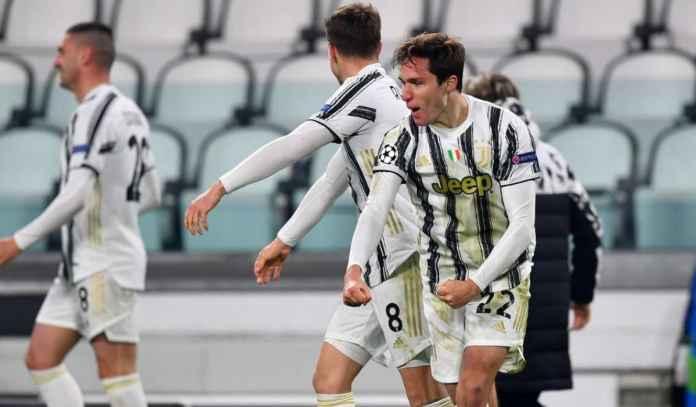 Sesal Federico Chiesa, Cetak Dua Gol Hebat Tapi Juventus Tetap Saja Gagal Lolos
