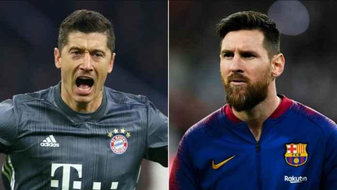 10 Pemenang Man of the Match Terbanyak di Lima Liga Top Eropa, Messi Luar Biasa!