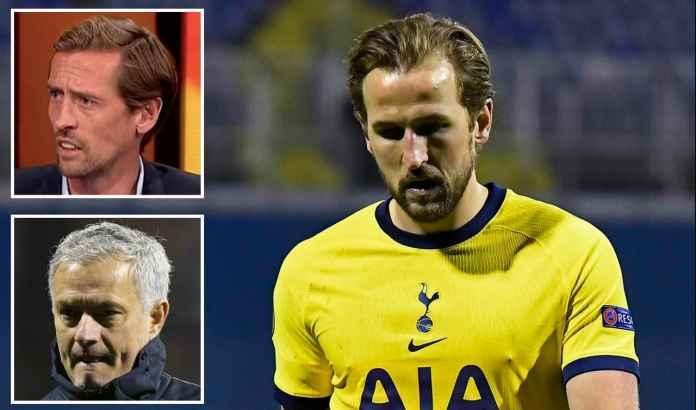Harry Kane Levelnya Liga Champions, Harusnya Tinggalkan Tottenham Hotspur Saja!