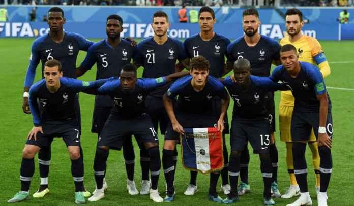 Timnas Prancis : Berita Tim, Daftar Skuad, & Jadwal di Kualifikasi Piala Dunia 2022