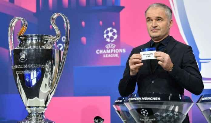 Semua yang Perlu Kamu Ketahui Tentang Undian Perempat Final Liga Champions