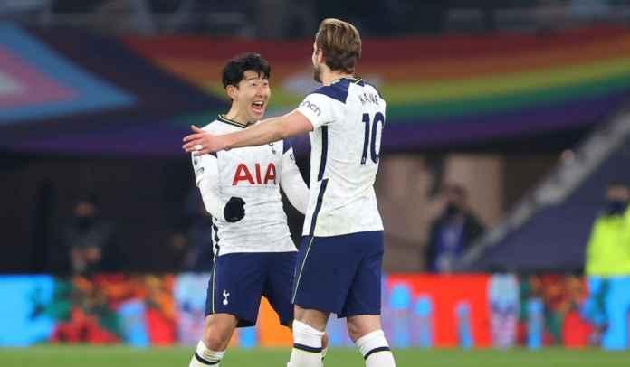 Harry Kane & Son Heung-Min Kini Duet Terhebat Dalam Sejarah Premier League
