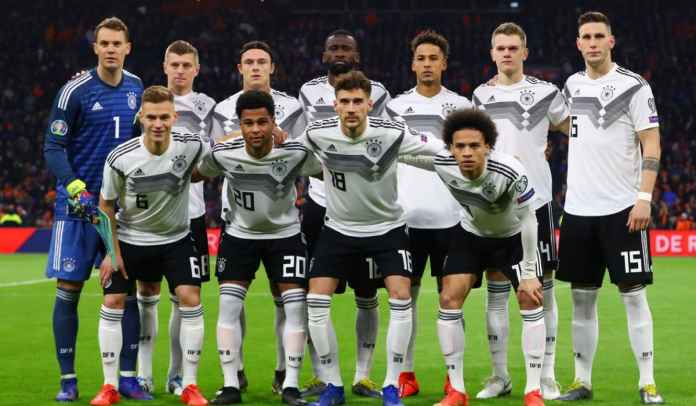 Timnas Jerman : Berita Tim, Daftar Skuad, & Jadwal di Kualifikasi Piala Dunia 2022