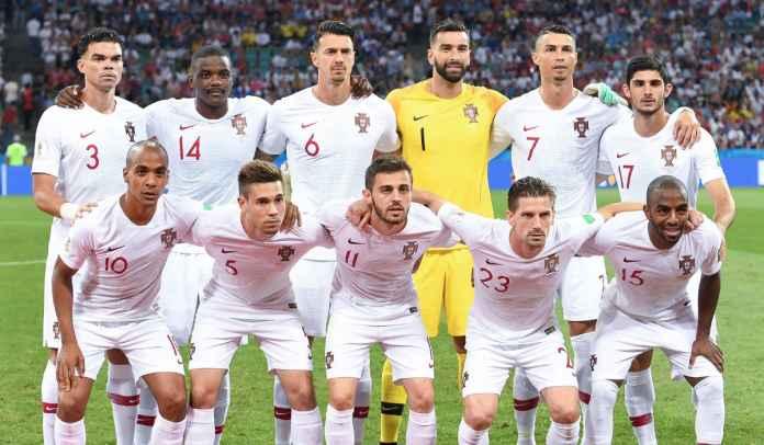 Timnas Portugal : Berita Tim, Daftar Skuad, & Jadwal di Kualifikasi Piala Dunia 2022