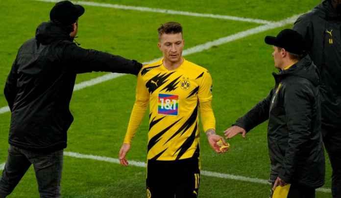 Marco Reus Kecam Kinerja Wasit Usai Kekalahan Der Klassiker Borussia Dortmund
