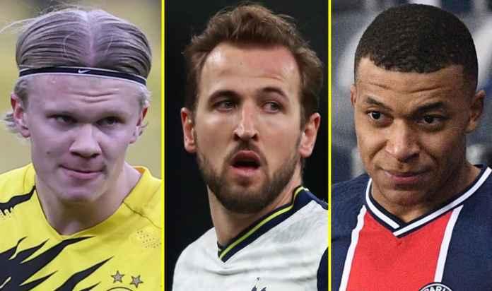Jika Erling Haaland Gagal, Man Utd Siap Datangkan Kylian Mbappe & Harry Kane