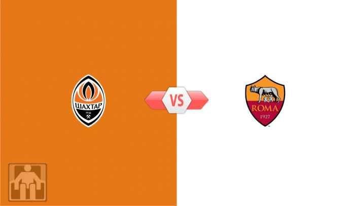Prediksi Shakhtar Donetsk vs AS Roma, Perjuangkan Trofi Pertama Sejak 2008, I Lupi!