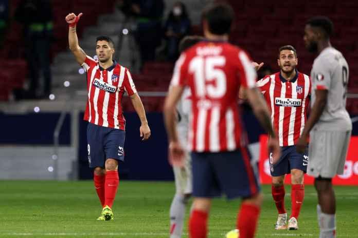 Simeone Puas Timnya Bisa Kalahkan Athletic Bilbao