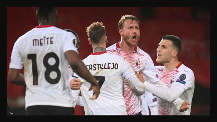 Defender atau pemain bertahan memainkan peranan penting tadi malam dengan mencetak empat dari sembilan gol pertandingan leg pertama 16 besar Liga Europa yang dimulai pukul 00.55 Jumat dinihari 12 Maret 2021.