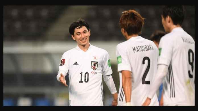 Pemain Liverpool, Bayern Munchen Bantu Jepang dan Kanada Akhiri Kualifikasi Piala Dunia Dengan Skor 0-14, 0-11
