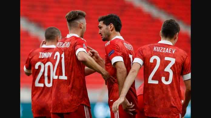 Hasil Kualifikasi Piala Dunia: Rusia Menang Lagi, Kuasai Puncak Klasemen Grup H