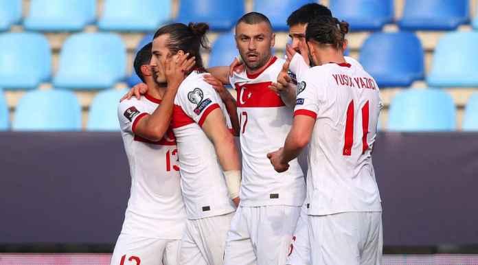 Hasil Kualifikasi Piala Dunia: Turki Cium Peluang Emas Lolos Putaran Final dan Jadi Juara Dunia