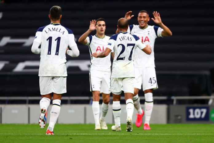 Tottenham Hotspur Bisa Moncer Berkat Duo Amerika Latin