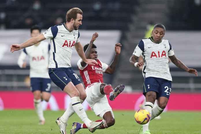 Tottenham Hotspur Dapat Untung di Derby London Utara