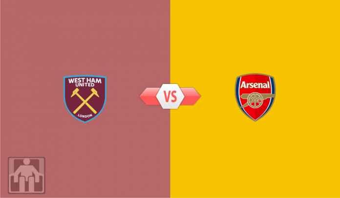 Prediksi West Ham vs Arsenal, Kesempatan Hammers Pepet Chelsea di Empat Besar