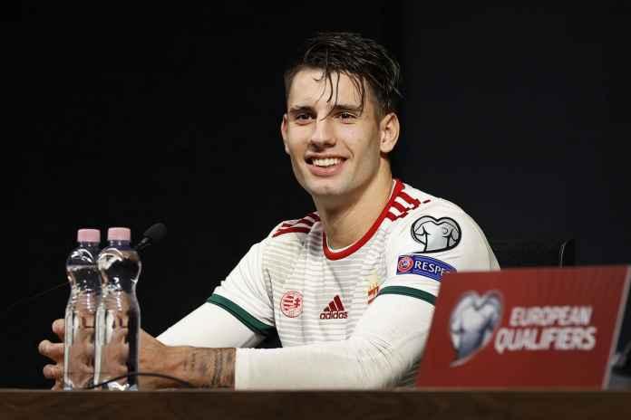 AC Milan Hampir Rekrut Gelandang Timnas Hongaria