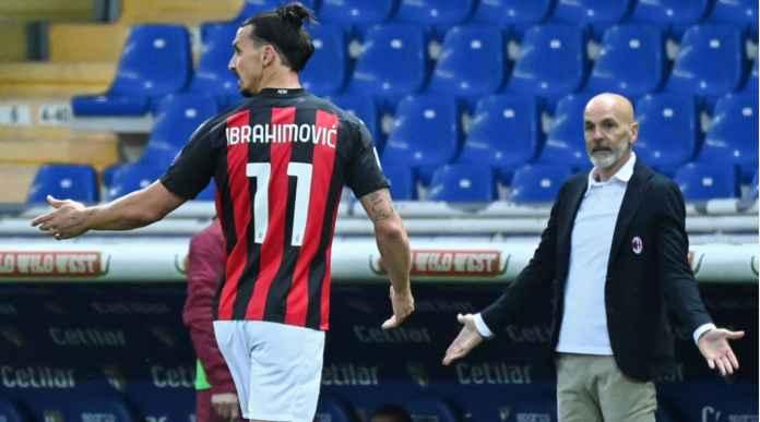 Hasil Liga Italia: Ibra Kartu Merah, Namun Milan Menjauh 4 Poin di Atas Juventus