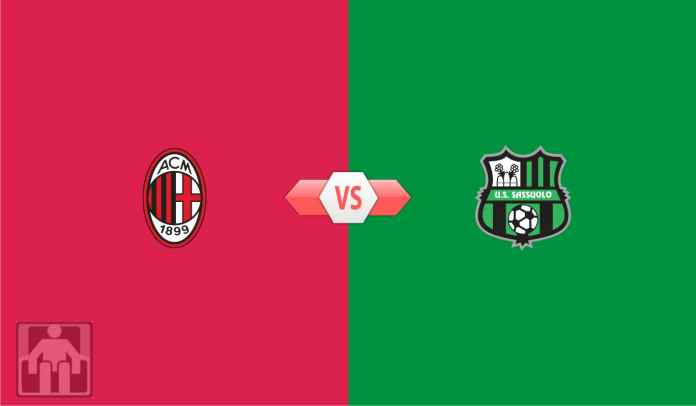 Prediksi AC Milan vs Sassuolo, Kunci Tiket Liga Champions, Jika Masih Mau Bergabung