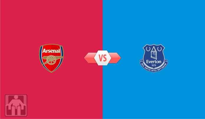 Prediksi Arsenal vs Everton, The Gunners Menangi 7 Laga Kandang Kontra The Toffes