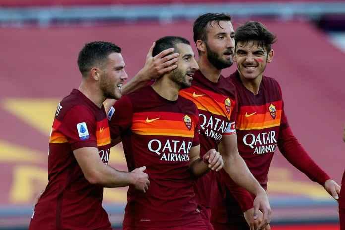 AS Roma Tebar Ancaman Jelang Kontra Manchester United