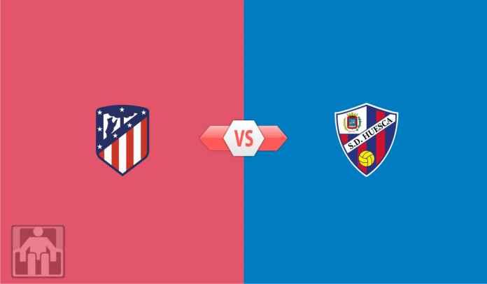 Prediksi Atletico Madrid vs Huesca, Jangan Sia-Siakan Keunggulan Capolista Lagi