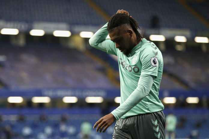 Alex Iwobi Dapat Kritikan Keras di Everton