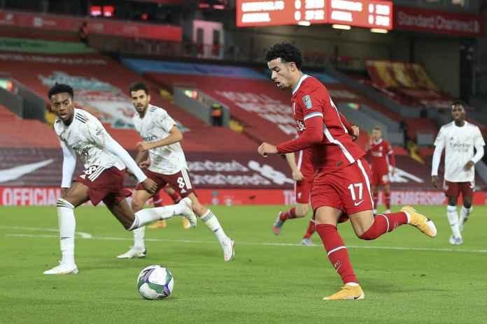 Arsenal Dinilai Menjadi Penentu Bagi Liverpool di Musim Ini