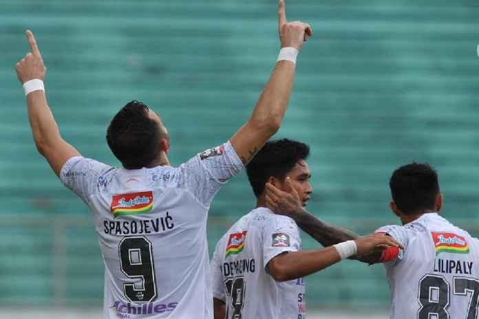 Bali United Dipuji Jelang Hadapi PSS Sleman