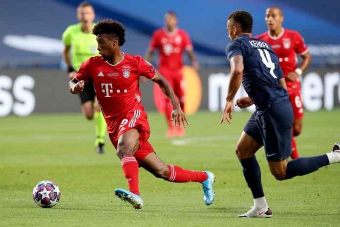 Bayern Munchen Berpotensi Pertahankan Winger Mudanya