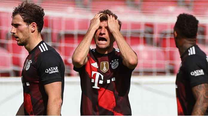 Hasil Liga Jerman: Trofi Bayern Munchen Tertunda, Dortmund Hidupkan Harapan 4 Besar Bundesliga