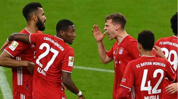Hasil Liga Jerman Tadi Malam: Bayern Munchen Tak Terbendung Jadi Juara ke-9 Kalinya Beruntun