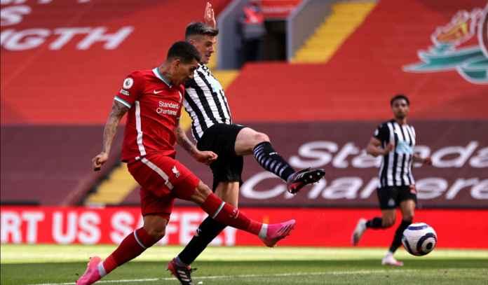 Liverpool Didesak Cari Striker Baru Pengganti Penyerang Mandul Brasil Ini