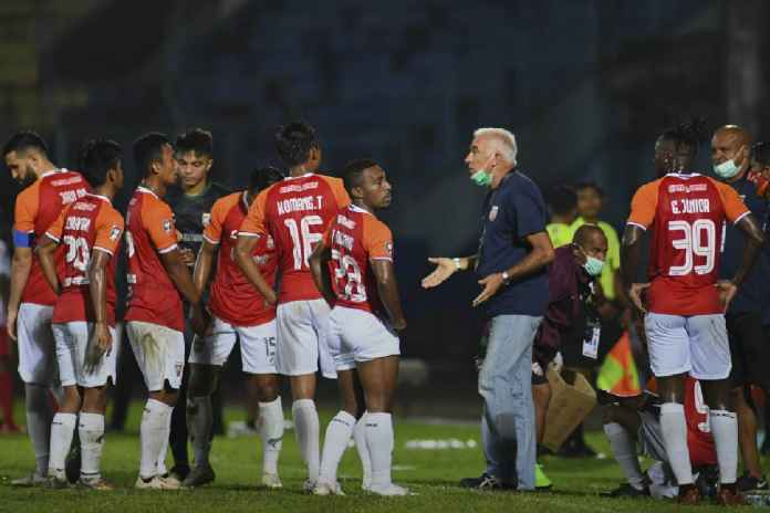 Borneo FC Tersingkir di Piala Menpora Disebabkan Satu Hal
