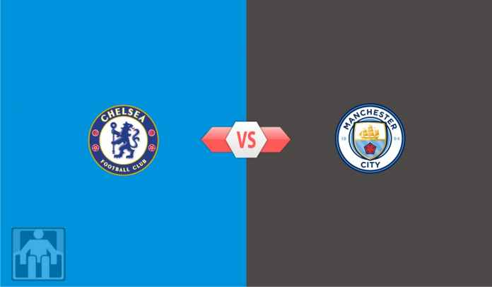 Prediksi Chelsea vs Manchester City, The Citizens Siap Jaga Harapan Empat Gelar