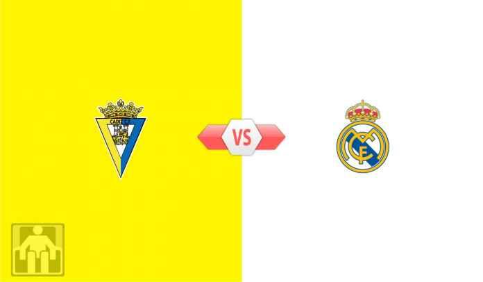Prediksi Cadiz vs Real Madrid, Zinedine Zidane Berharap Krisis Pemain Mulai Mereda
