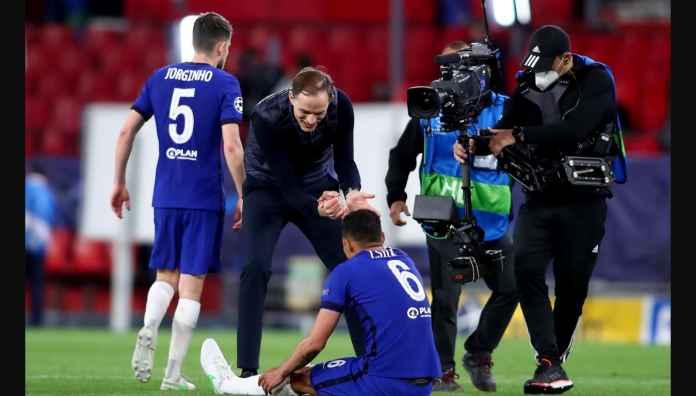 Chelsea Singkirkan Man United Sebagai Klub Bola Inggris Terbanyak Lolos Semi Final Liga Champions