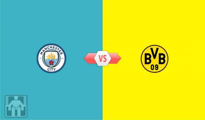 Prediksi Manchester City vs Borussia Dortmund, Ajang Seleksi Kelayakan Erling Haaland
