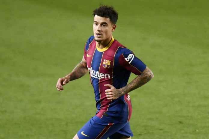 Coutinho Dinilai Berhasil Bermain di Barcelona
