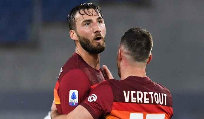 Bryan Cristante Tegaskan Roma Pantas Dapatkan Hasil Imbang, Puas Bisa Cetak Gol