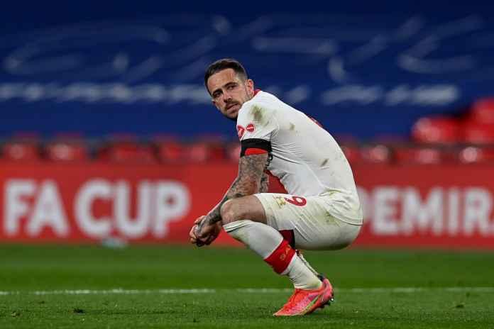 Danny Ings Cedera, Ini Harapan Pelatih Southampton