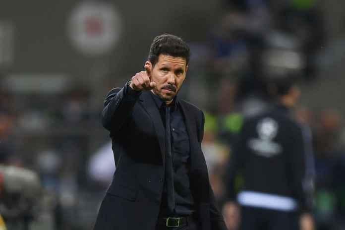 Diego Simeone Sebut La Liga Punya Tim yang Kuat